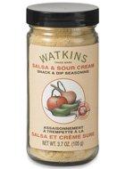 Salsa & Sour Cream Snack & Dip Seasoning