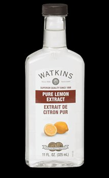 Lemon Extract, Baker's-Sized Pure