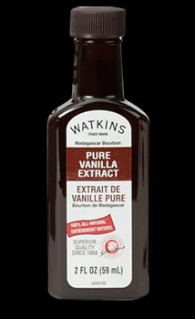 Vanilla Extract, Pure, 2 oz.