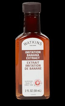 Banana Extract, Imitation, 2 oz.