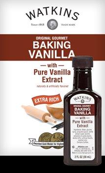 Baking Vanilla, Original Gourmet, 2 oz.