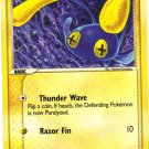 Pokemon Card Unseen ForcesChinchou 52/115