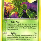 Pokemon Card Unseen Forces Scyther 46/115