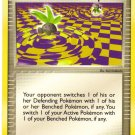 Pokemon Card Unseen Forces Trainer Warp Point