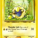 Pokemon Card Neo Discovery Mareep 58/75