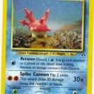 Pokemon Card Neo Discovery Corsola 37/75