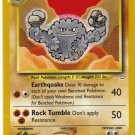 Pokemon Card Neo Revelation Graveler 30/64