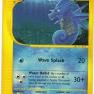 Pokemon Card E Aquapolis Seadra 58/147