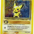 Pokemon Card Neo Genesis Holo Pichu 12/111