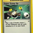 Pokemon Card Neo Genesis Trainer Super Scoop Up