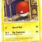 Pokemon Card DP Secret Wonders Voltorb 117/132