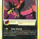 Pokemon Card DP Secret Wonders Murkrow 95/132