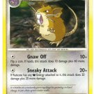Pokemon Card DP Secret Wonders Raticate 61/132