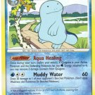 Pokemon Card DP Secret Wonders Quagsire 60/132