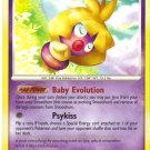 Pokemon Card DP Secret Wonders Smoochum 67/132