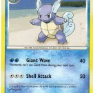 Pokemon Card DP Secret Wonders Wartortle 75/132