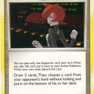 Pokemon Card DP Secret Wonders Trainer Team Galactic's Mars