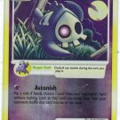 Pokemon Card DP Secret Wonders Reverse Holo Duskull 86/132