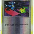 Pokemon Card DP Secret Wonders Reverse Holo Trainer Swtch