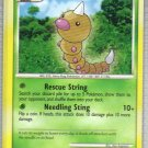 Pokemon Card Platinum Rising Rivals Weedle 86/111