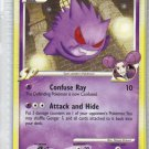 Pokemon Card Platinum Rising Rivals Gengar 40/111