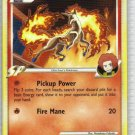 Pokemon Card Platinum Rising Rivals Rapidash 47/111