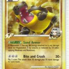Pokemon Card Platinum Rising Rivals Hippowdon 42/111