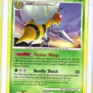 Pokemon Card Platinum Rising Rivals Beedrill 15/111