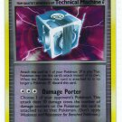 Pokemon Card Platinum Rising Rivals Rev Holo Trainer Technical Machine