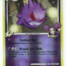 Pokemon Card Platinum Rising Rivals Rev Holo Gengar 40/111