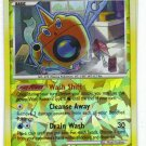 Pokemon Card Platinum Rising Rivals Rev Holo Wash Rotom RT5