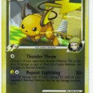 Pokemon Card Platinum Rising Rivals Rev Holo Raichu 31/111