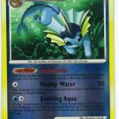 Pokemon Card Platinum Rising Rivals Rev Holo Vaporeon 34/111