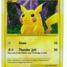 Pokemon Card Platinum Rising Rivals  Holo Pikachu 112/111