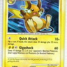 Pokemon Card Platinum Supreme Victors  Raichu 77/147