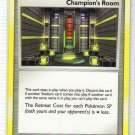 Pokemon Card Platinum Supreme Victors  Trainer Champion's Room