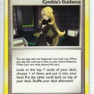 Pokemon Card Platinum Supreme Victors  Trainer Cynthia's Guidence