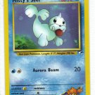 Pokemon Card Gym Heroes Misty's Seel 88/132