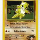 Pokemon Card Gym Heroes Brock's Sandshrew 71/132
