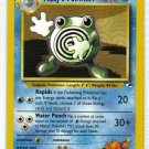 Pokemon Card Gym Heroes Misty's Poliwhirl 53/132