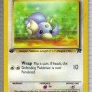 Pokemon Card Team Rocket  Dratini 53/82