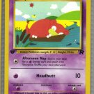 Pokemon Card Team Rocket  Slowpoke 67/82