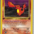 Pokemon Card Team Rocket  Charmander 50/82