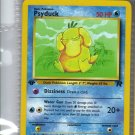 Pokemon Card Team Rocket  Psyduck 65/82