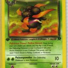 Pokemon Card Team Rocket  Dark Gloom 36/82