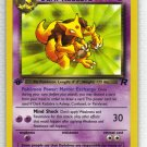 Pokemon Card Team Rocket  Dark Kadabra 39/82