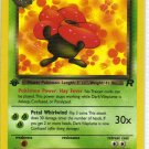 Pokemon Card Team Rocket  Dark Vileploom 30/82