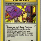 Pokemon Card Team Rocket Trainer Nightly Garbage Run