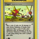Pokemon Card Team Rocket Trainer Digger