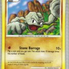 Pokemon Card Platinum Arceus Geodude 65/99